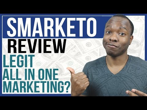 Smarketo Review: Does This All In One Marketing Software Really Work? (INSIDE LOOK). http://bit.ly/2PkFIUU