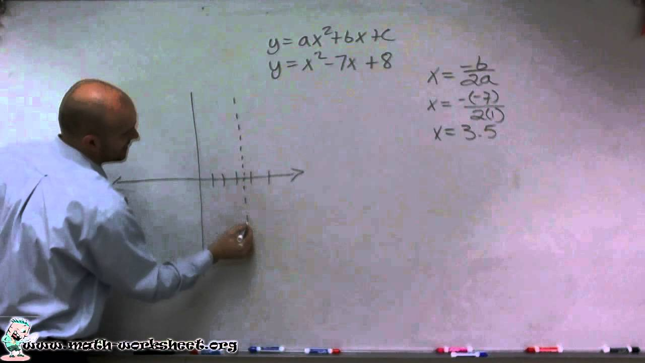 Algebra - Quadratic Functions - Graphing - Hard - YouTube