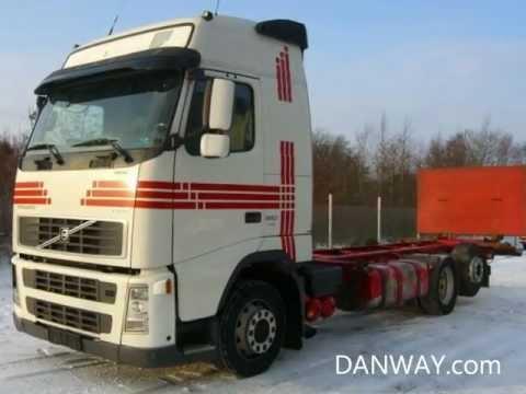 Used Trucks - Danway Denmark