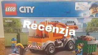 Lego City 60220 Śmieciarka RECENZJA