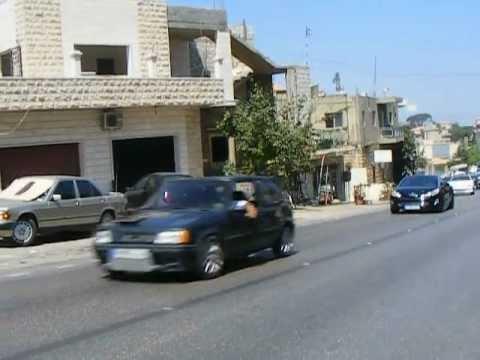Peugeot Sport Lebanon Cruising Event to Maasser al Chouf 2