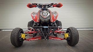 Honda TRX450R \\ QUAD Detailing // Superquad<