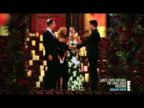 What You Missed: First Gay Reality TV Wedding with Lance Bass