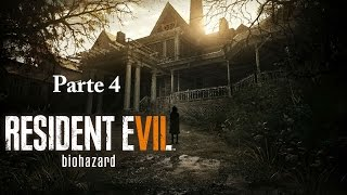 RESIDENT EVIL 7 biohazard - PARTE 4 ZANGADO e REVOLTADO [ Legendado PT-BR ]