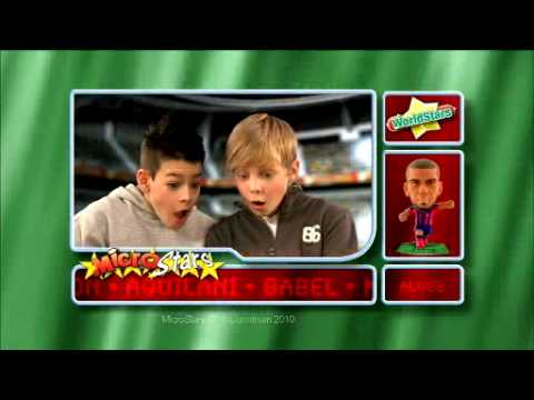 MicroStars MicroDome Official TV Advert