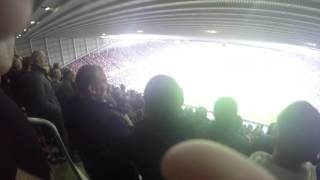 WHFTV On the Terraces: Chants from The Stadium Of Light