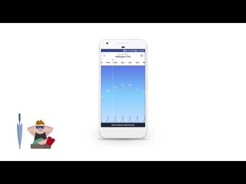 MetService NZ Weather App - Your Everyday Weather App
