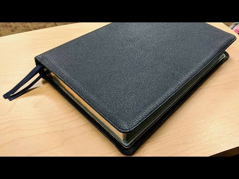 Best ESV Bible On The Market (Opinons Vary) 😉