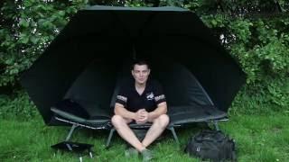 Anaconda Solid Nubrolly 345 Oval (Brolly)