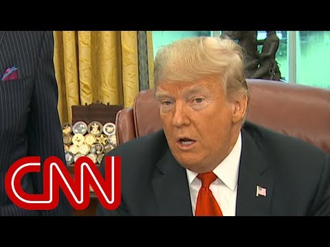 Trump: Hurricane Michael unbelievably destructive, powerful