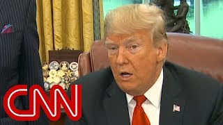 Trump: Hurricane Michael unbelievably destructive, powerful