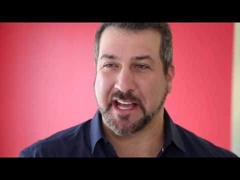 joey fatone ready to fall