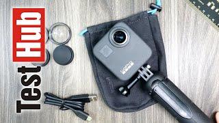 GoPro MAX kamera sportowa sferyczna 360 - recenzja PL