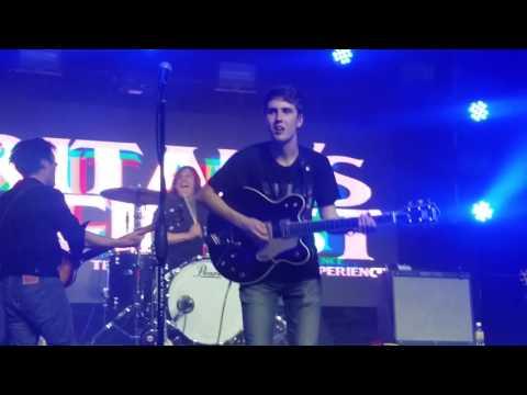 Beatles- Slow Down- live - Britain's Finest w/ Joshua Jones and Robbie Berg mp3