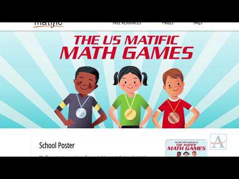 Beecher Hills Elementary School Math Winners