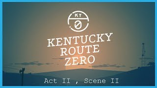 Kentucky Route Zero || Act II, Scene II : Saint Thomas Church [Full Playthrough]