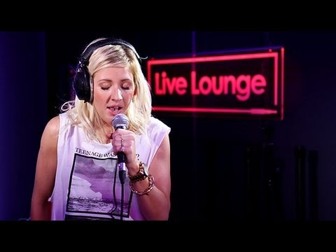 Ellie Goulding - Mirrors in the Live Lounge