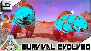 ARK: Survival Evolved - EPIC PRIME DIREBEAR TAME! E5 ( Modded Ark Eternal )
