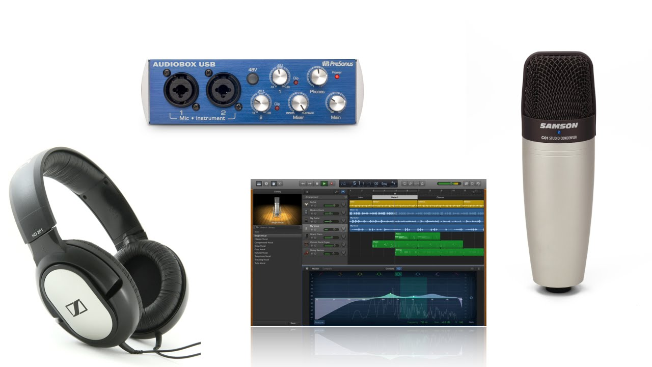 The Complete $300 Home Studio (And My New Challenge