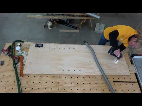 Smart Total Station Build (Part 3) BENCH DOG HOLE DRILLING.