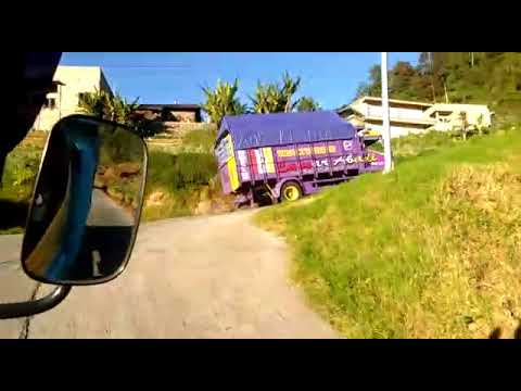 Story WA Driver Truck CANTER