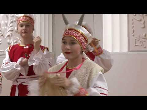 Мир музыки - Ансамбль народной песни Зарянка, г  Дальнегорск,  Фрагмент праздника   Приходила Коляда