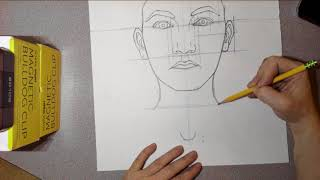 How to Draw Neck and Shoulders