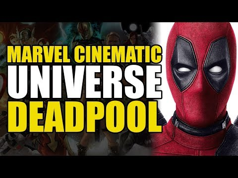 MCU Deadpool Phase 1