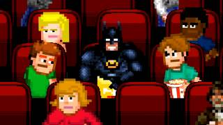 Batman Goes to the Movies
