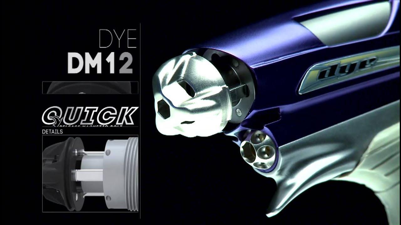 Used Dye Dm12 Dye Dm12 Paintball Guns | Dm12