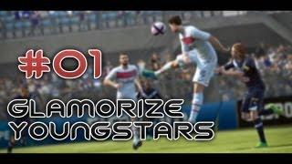 Fifa12 | »  Glamorize Youngstars Ep.1 «