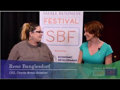 Lyndsey Hoffman & Rene Banglesdorf Interview SBF 2017