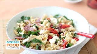 Antipasta Pasta Salad - Everyday Food With Sarah Carey