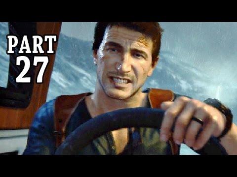 Uncharted 4 Gameplay German PS4 #27 - Schiffbruch - Let's Play Uncharted 4 Deutsch