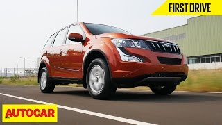Mahindra XUV500 Automatic | First Drive | Autocar India