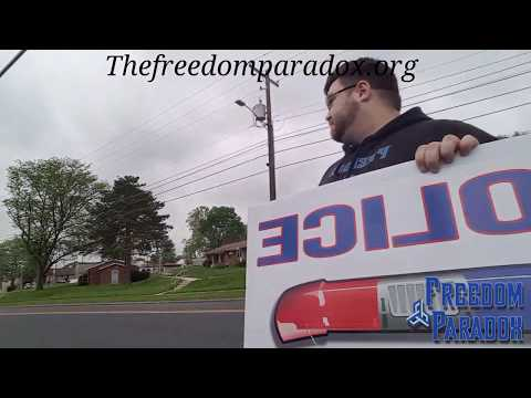How To Stop A Speed Trap The Freedom Paradox