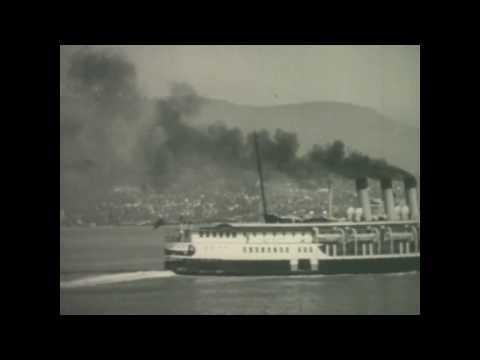 "16mm National Film Board of Canada Documentary Short- ""Physical Regions Of Canada"" (1954)"
