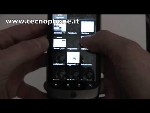 Video Recensione Android Froyo 2.2 su Google Nexus One