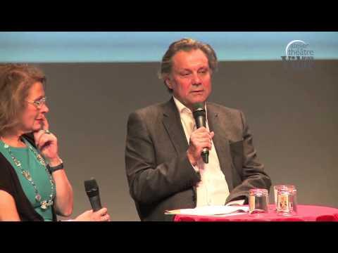 Philippe Caubère - Théâtre Jean Vilar Interview