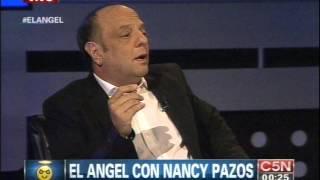 C5N - EL ANGEL DE LA MEDIANOCHE CON NANCY PAZOS