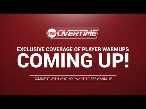 LIVE Pregame Coverage | Warriors vs. Rockets