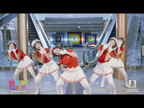 HOT K-POP 2013 (80 song mashup) - DJ Masa x SHIMMixes