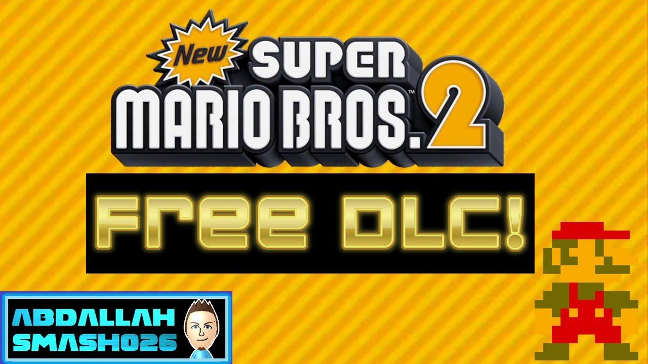 New Super Mario Bros 2 For 3ds Free Dlc Tutorial 6 Gold