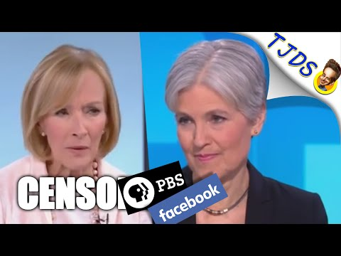 Facebook Joins PBS In Censoring Jill Stein Interview