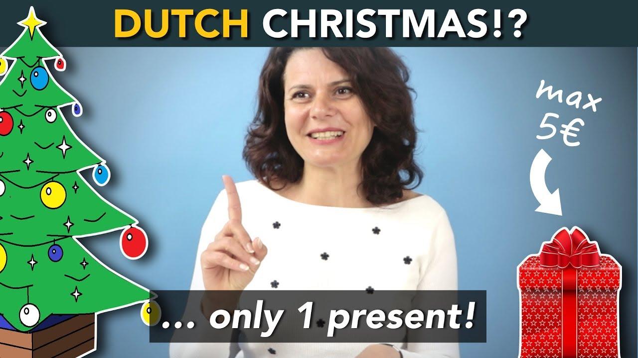 Dutch Christmas.How Do The Dutch Celebrate Christmas
