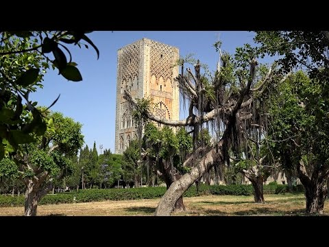 Rabat, Morocco in 4K (Ultra HD)