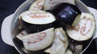 Vankaya Pachadi in telugu by Amma Kitchen- Latest Indian Recipes