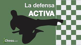 Video La defensa activa en ajedrez download MP3, 3GP, MP4, WEBM, AVI, FLV September 2017