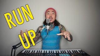 Run Up – Major Lazer (feat. PARTYNEXTDOOR & Nicki Minaj) | Lawrence Park Cover