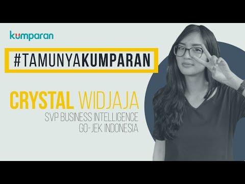 Membuka Dapur Big Data Go-Jek Bersama Crystal Widjaja, SVP Business Intelligence Go-Jek